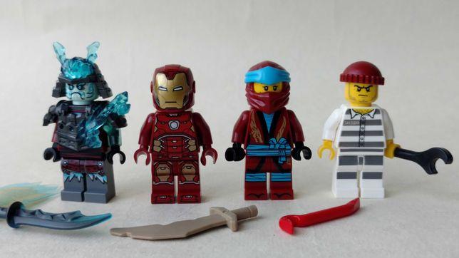 Минифигурки фигурки Lego Ninjago Iron Man  Лего оригинал