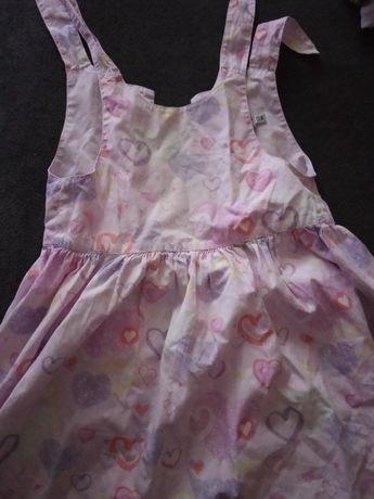 Sukienka dla dziewczynki 98