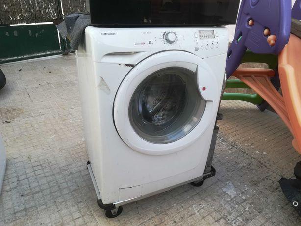 Maquina de lavar roupa Hoover - para reparar ou peças