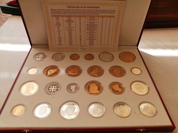 História da moeda portuguesa