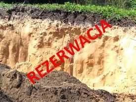 Oddam ziemię / piasek budowlany Jaworzno