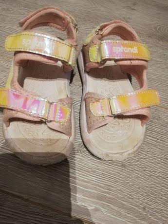 Sandały sprandi Kolor - hologram r. 27