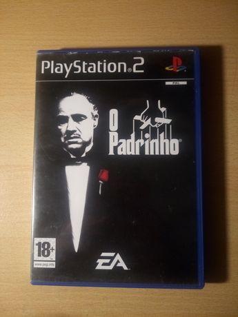 Jogo PlayStation 2 (PS2) O Padrinho / The Godfather (COMPLETO)