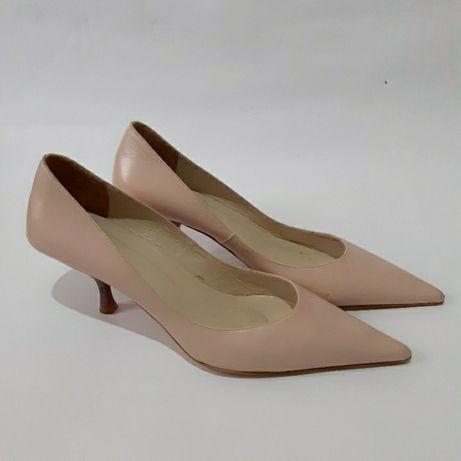 Туфли Zara пудра