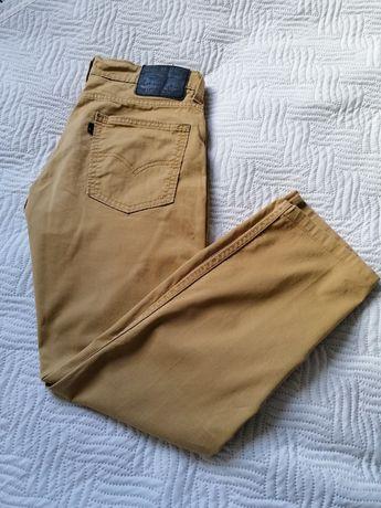 Levis 511 spodnie męskie, W30 piaskowe