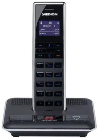 Nowy, bezprzewodowy aparat telefoniczny MEDIONBluetooth!