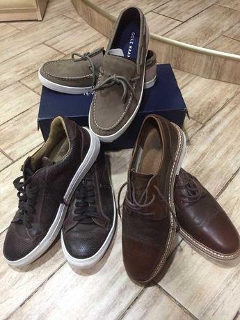 Туфли кеды-кросовки  мужские