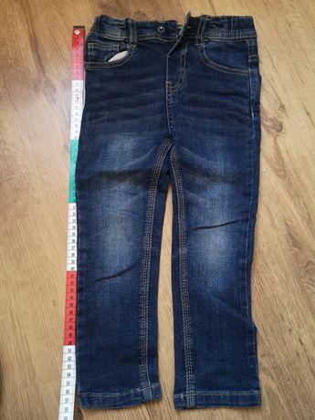 Spodnie jeansy DenimCo 98