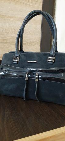 Женская сумка, вместительная