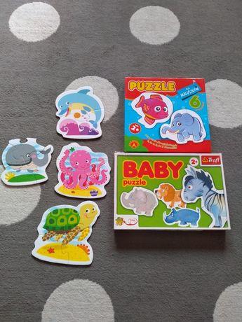 Puzzle dla maluszków baby zestaw