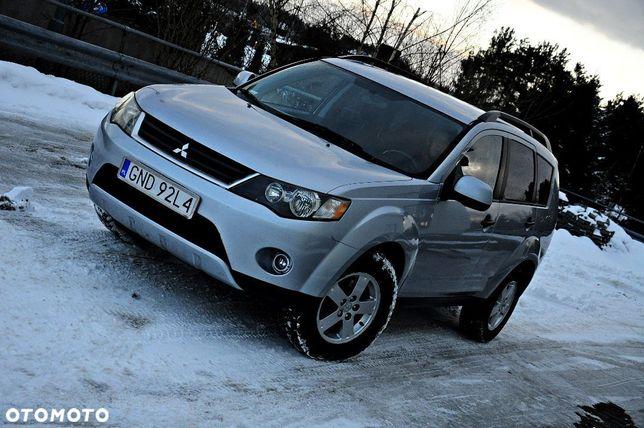 Mitsubishi Outlander 3.0 Benzyna/Gaz 220 Km Automat Navi Polecam