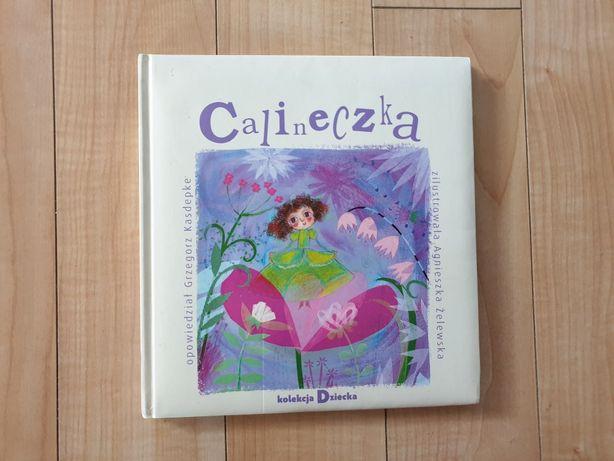 Książka dla dzieci Calineczka