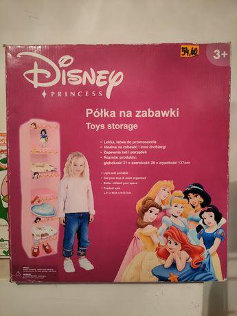 Półka na zabawki Disney Princess