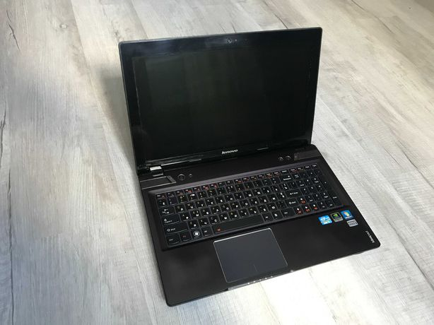 Игровой ноутбук Lenovo/FHD/i5-3210/8 RAM/500 SSD/GeForce GTX660m 2 ГБ