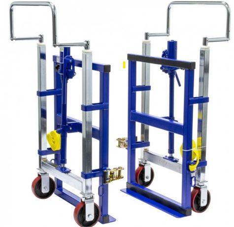 Movimentadores Elevador Porta-móveis Armários Carrinho c/ rodas 1800kg