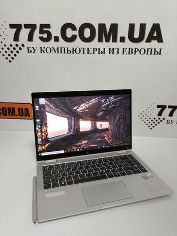 Ноутбук HP x360 1040 G6, Core i7-8665U, 32GB DDR4, 512GB  + стилус