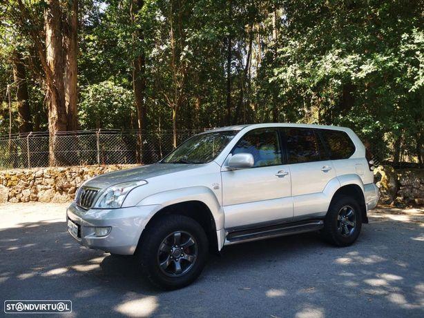 Toyota Land Cruiser 3.0 D-4D