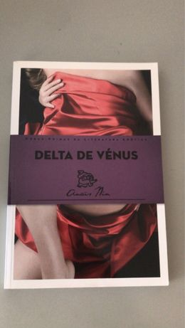Delta de Vênus - Anaïs Nin