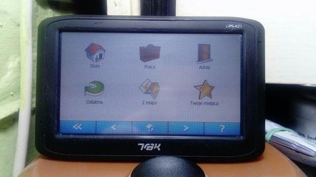Nawigacja GPS Trak