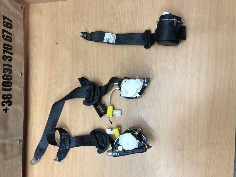 Passat CC паски безпеки ремни безопасности шрот разборка