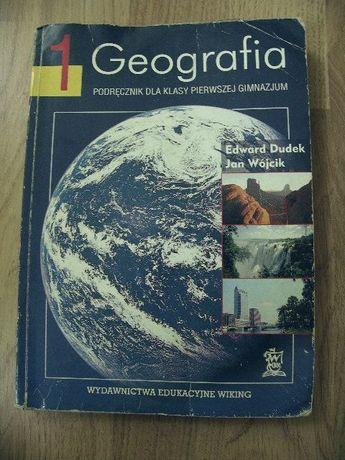 Geografia podręcznik 1 Dudek Wójcik Wiking globus ziemia środowisko