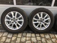 Alufelgi koła Mazda 3 16 5x114.3 +opony 205/55r16!!!