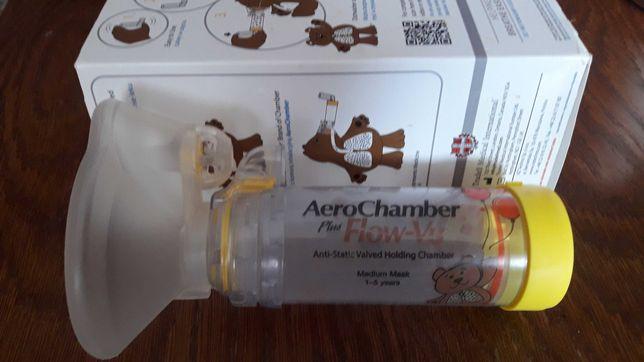 Aero Chamber, inhalator 1-5 lat
