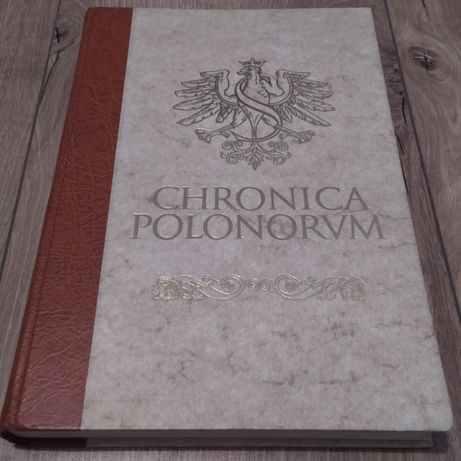 Chronica Polonorum - piękna reprodukcja nr 410 - Kronika polska