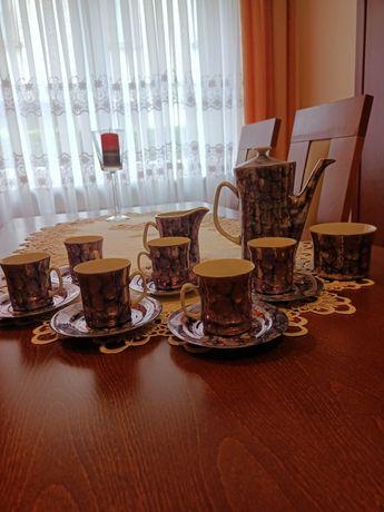 Serwis kawowy Włocławek porcelana 079