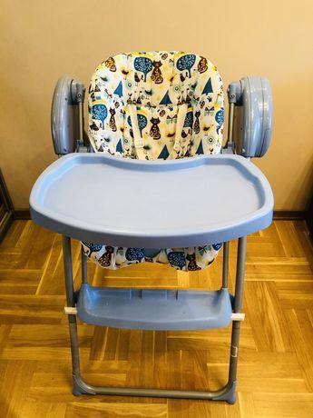 Продам 2in1 крісло для годування та музична качеля