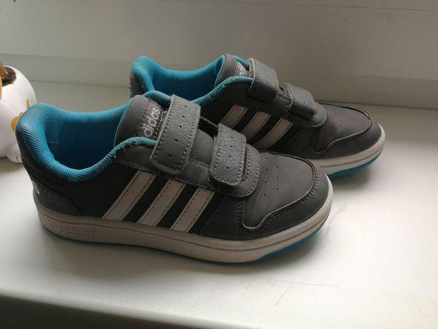 Buty Adidas Hoops 31 szare