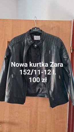 Kurtka Zara dla chłopca r.152 nowa