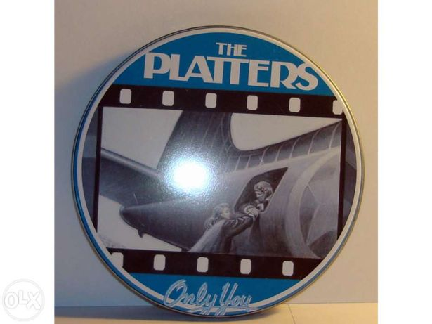 The platters - only you (cd original)