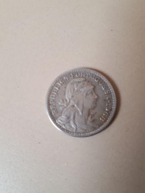 Moeda 50 centavos 1968
