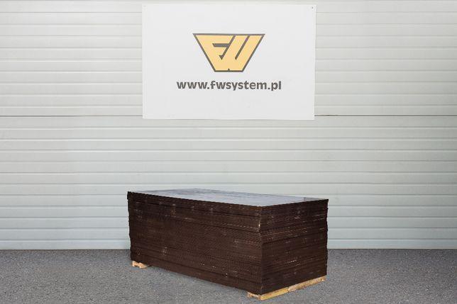 Sklejka płyta szalunkowa 1250x2500/21 Szalunki płyty Podpora Dźwigar