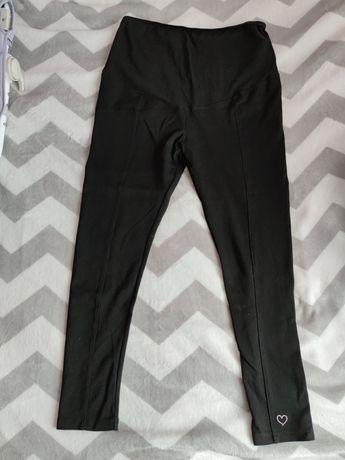 Ubrania ciążowe H&M Lidl esmara rozmiar xl zestaw leginsy, bluzki