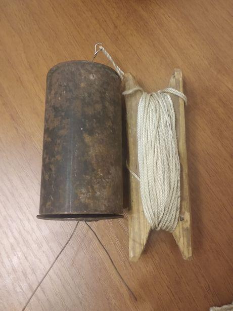 Кормушка для зимней рыбалки (~250мл)