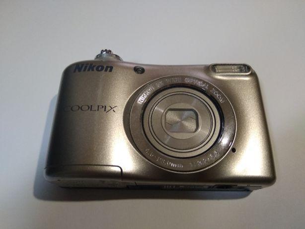 Продам фотоаппарат Nikon с возможностью видеосъемки