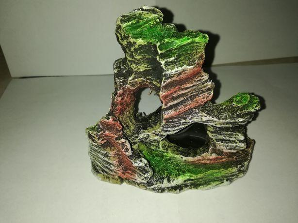Sztuczna skała do akwarium