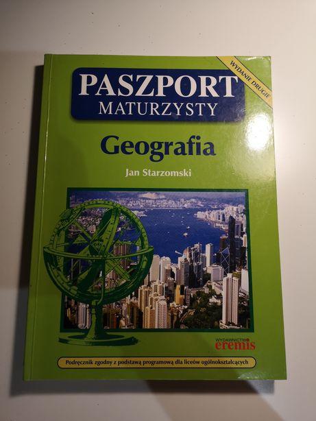 Paszport maturzysty, Geografia, Jan Starzomski