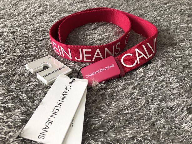 Nowy pasek Calvin Klein Jeans S/M dla nastolatki
