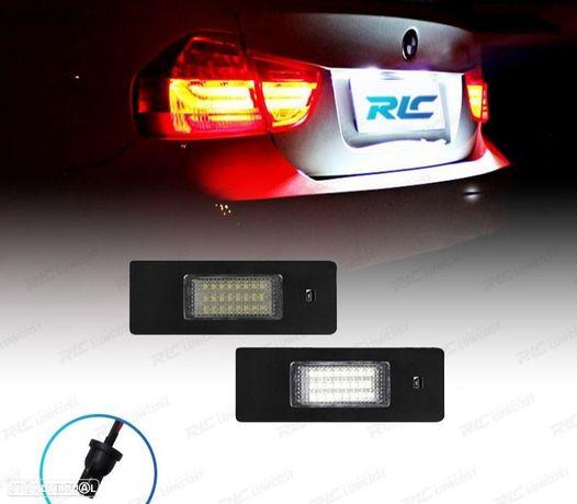 LUCES DE MATRÍCULA LED BMW Z4 E85 ROADSTER 02-09 , E86 COUPE 02-09 , E89 CABRIO 09-