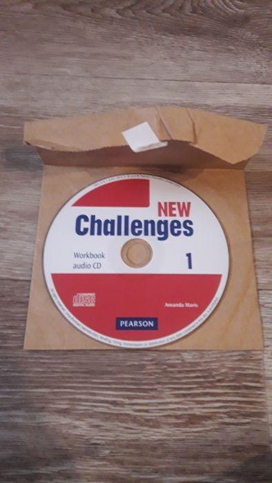 Диск (Английский язык) New Challenges Черкассы - изображение 1