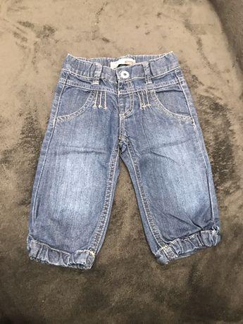 Spodnie jeans dla dziewczyn