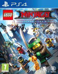 LEGO Ninjago Movie Video Game PL UŻYWANA PS4