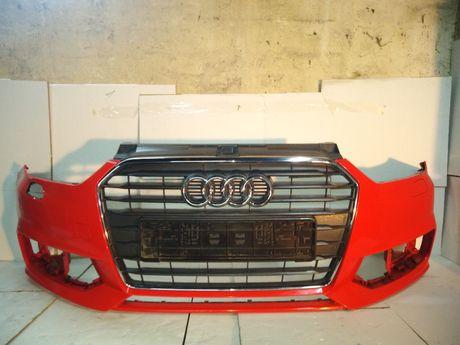 Audi a1 lift s line zderzak przód przedni 8xa