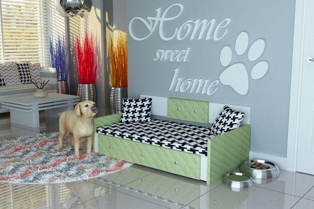Luksusowe legowisko dla psa-producent !!! Karo diamond tkanina 4 Hit!!