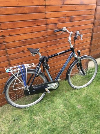 Rower miejski  MONTEGO nexus 8
