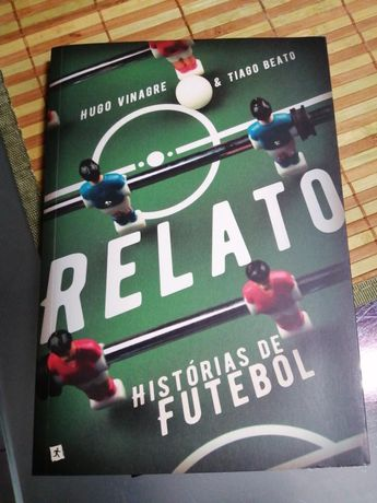 Livro Relato, Histórias de Futebol