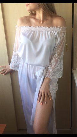 Платье для утра невесты